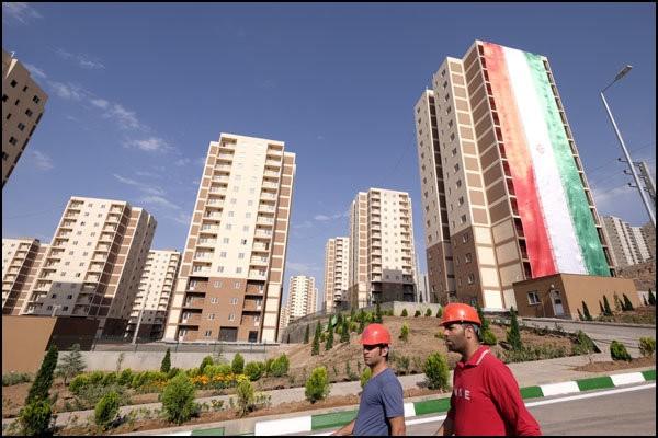 بالغ بر ۳۰۰۰ واحد مسکونی مهر در پرند به بهره برداری رسید