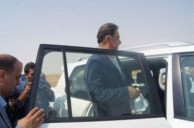 آخوندی می گوید: صرفا از پروژه های مساکن مهر بازدید کرده است