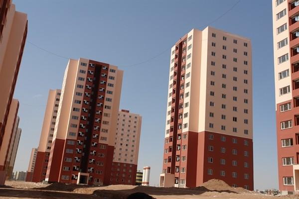 وضعیت مساکن مهر در شهر جدید صدرا
