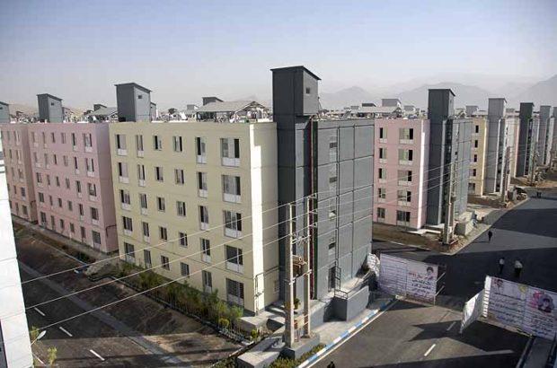 ۳۷۴۲ واحد مسکونی مهر در پرند به بهره برداری می رسد
