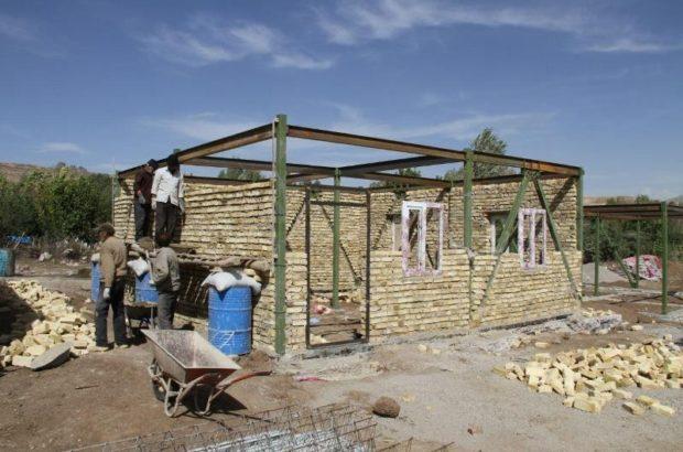 مددجویان لرستانی تا پایان سال جاری از ۸۰۰ مسکن روستایی بهره مند خواهند شد