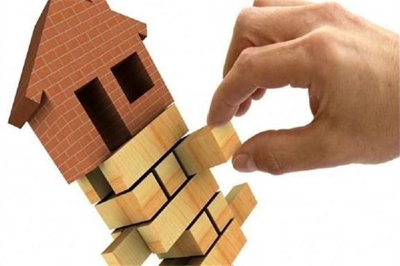 تعادل بازار خانههای کوچک بههم خورد