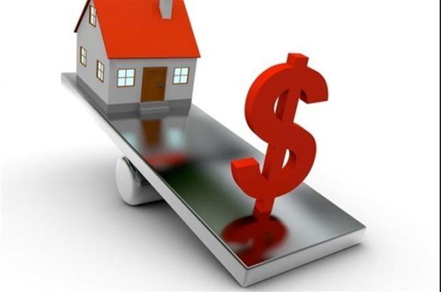 قیمت مسکن ۲۳ درصد بالاتر از طلا و ارز