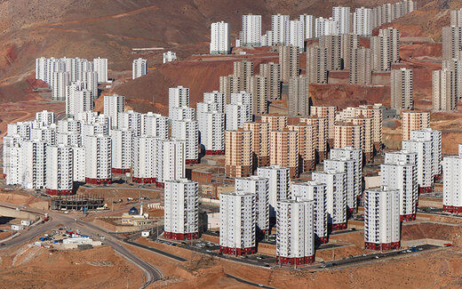 سقف کوتاه طرح های مسکن دولت روحانی